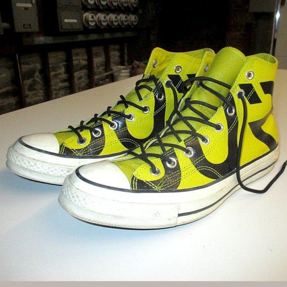 Converse Chuck 70 Gore-Tex High 'Bold Citron'